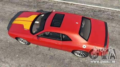Dodge Challenger SRT8 2009 v0.1 [Beta] für GTA 5
