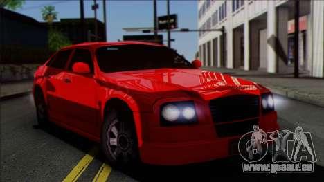 Chrysler 300C SA Style pour GTA San Andreas