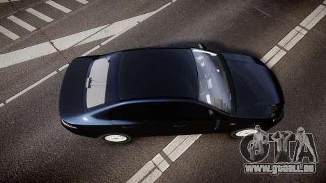 Ford Falcon FG XR6 Unmarked NSW Police [ELS] für GTA 4 rechte Ansicht
