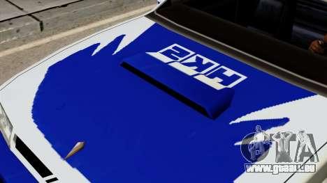 Vinyl für Sultan - NFSMW B15 für GTA San Andreas rechten Ansicht