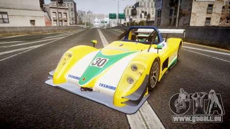 Radical SR8 RX 2011 [30] pour GTA 4