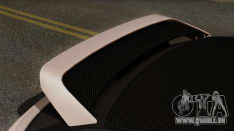 Audi A1 Quattro Clubsport pour GTA San Andreas vue arrière