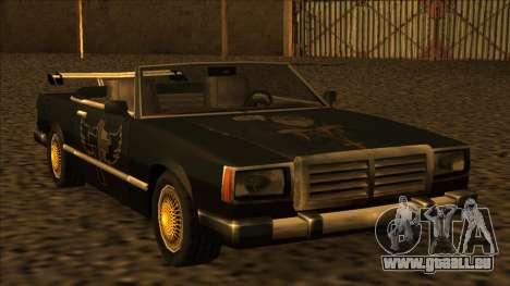 FreeShow Feltzer pour GTA San Andreas laissé vue