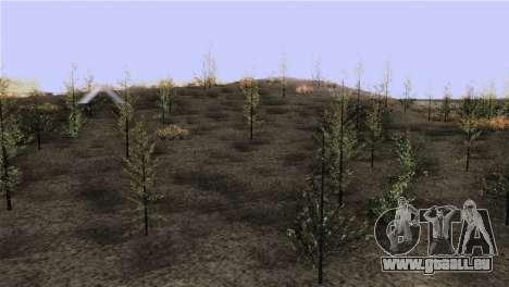 HQ CountN für GTA San Andreas zweiten Screenshot