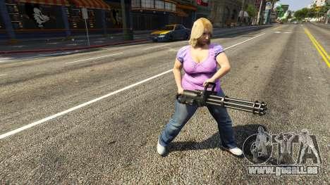 GTA 5 Le soulèvement des citoyens Chaos (Mode) 0.6.1