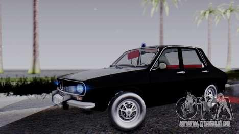 Dacia 1301 Securitate pour GTA San Andreas