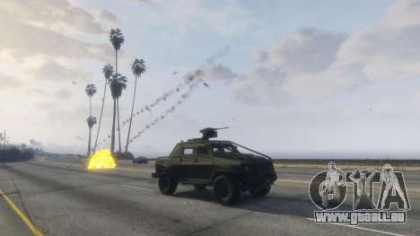 GTA 5 Angry Planes fünfter Screenshot