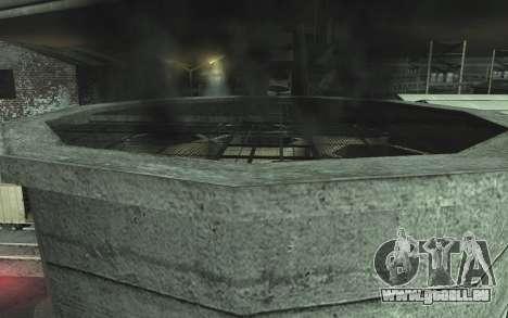 KFZ Schrottplatz v0.1 für GTA San Andreas sechsten Screenshot