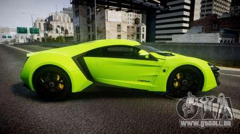 Lykan HyperSport 2014 [EPM] für GTA 4 linke Ansicht
