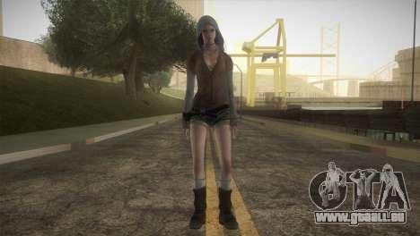 Kat from DMC für GTA San Andreas zweiten Screenshot