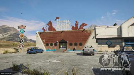 Animal Ark Shelter für GTA 5