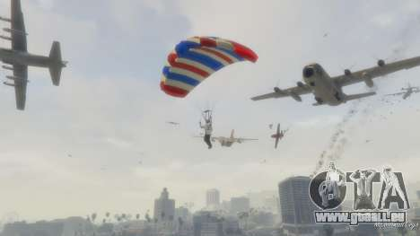 GTA 5 Angry Planes zweite Screenshot