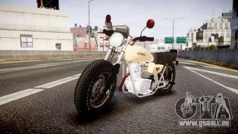 Honda CB-100 für GTA 4
