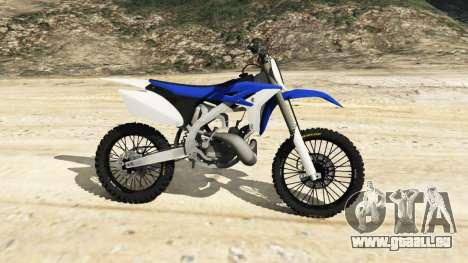 Yamaha YZ 250 [Beta] für GTA 5
