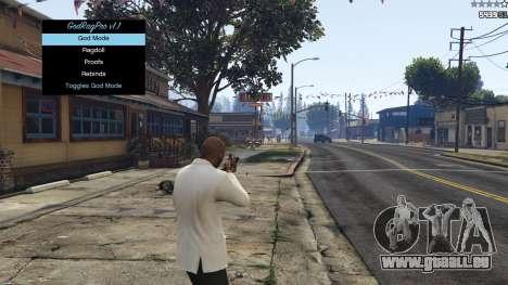 GTA 5 GodRagPro 1.1 dritten Screenshot