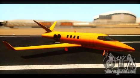 Shamal Deluxe pour GTA San Andreas
