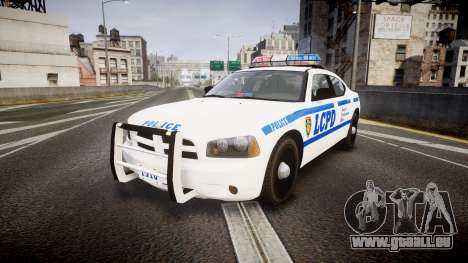 Dodge Charger LCPD pour GTA 4