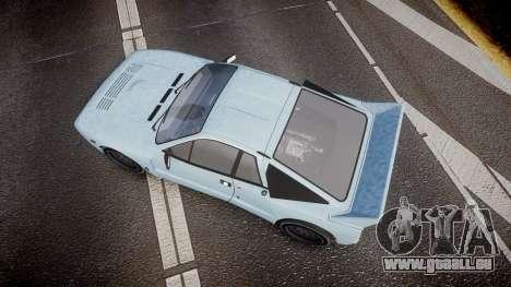 Lancia 037 Stradale 1982 pour GTA 4 est un droit