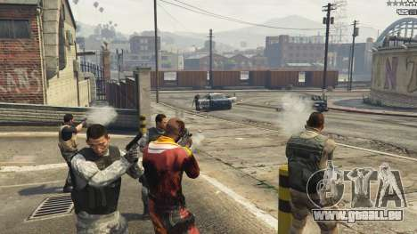 Battleground: Armored Packs v2.3.1 pour GTA 5