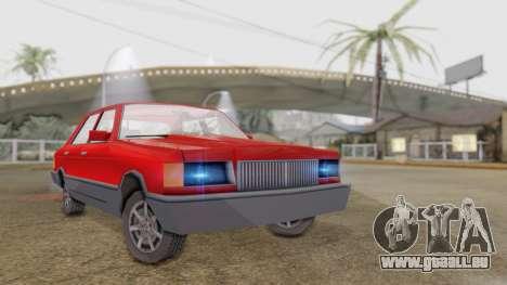 GS Wolhabend pour GTA San Andreas