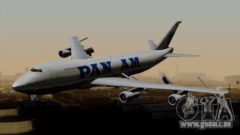 Boeing 747 PanAm pour GTA San Andreas
