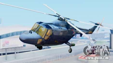 Westland SH-14D Lynx für GTA San Andreas