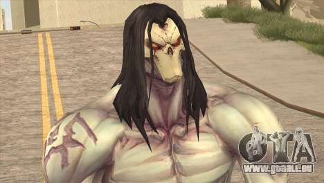 Death from Skyrim für GTA San Andreas