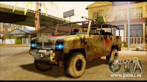 BAW BJ 2022 für GTA San Andreas