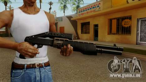 Original HD Combat Shotgun für GTA San Andreas dritten Screenshot
