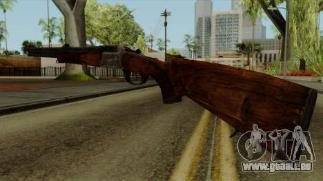 Original HD Rifle pour GTA San Andreas deuxième écran