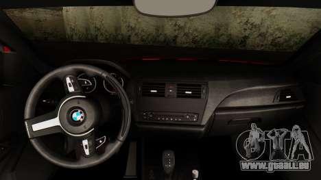 BMW M235i F22 Sport 2014 pour GTA San Andreas vue de côté