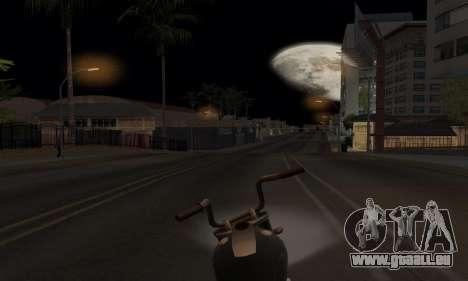 Lamppost Lights v3.0 pour GTA San Andreas troisième écran
