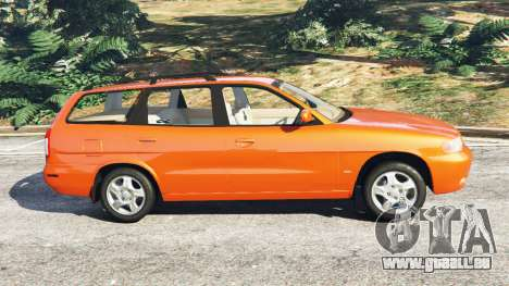 GTA 5 Daewoo Nubira I Wagon CDX US 1999 vue latérale gauche