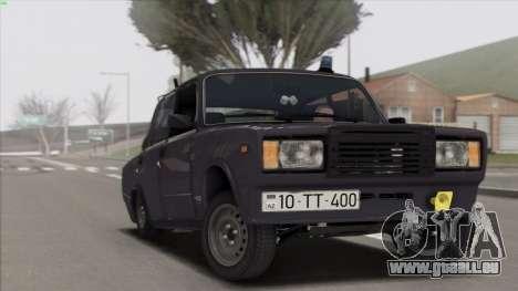 VAZ 2107 Avtosh Style für GTA San Andreas