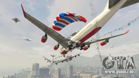 GTA 5 Angry Planes