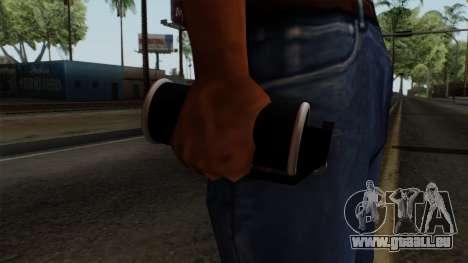 Original HD Tear Gas für GTA San Andreas