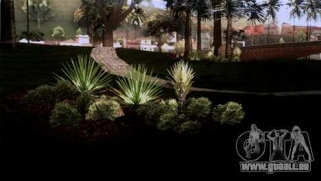 De nouvelles textures Skate Park pour GTA San Andreas deuxième écran