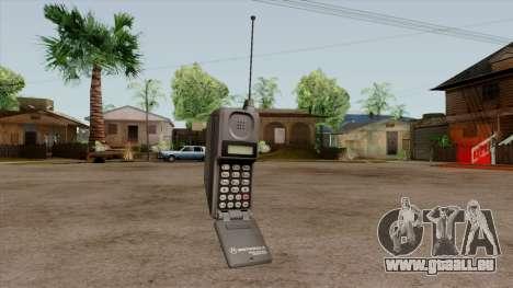 Original HD Cell Phone für GTA San Andreas