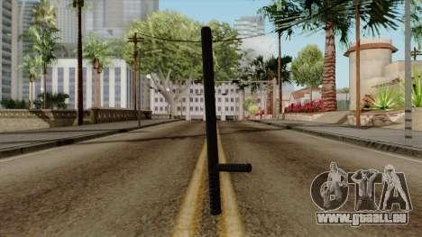 Original HD Night Stick für GTA San Andreas