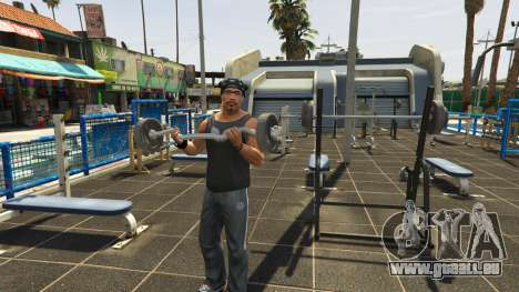 GTA 5 D'autres modèles de personnes et de véhicules, 0 quatrième capture d'écran