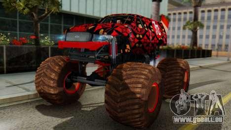 The Seventy Monster für GTA San Andreas