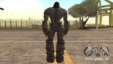 Death from Skyrim für GTA San Andreas dritten Screenshot