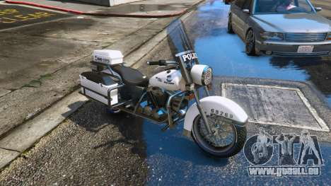 GTA 5 Bad Cops LSPD Livery 1.1 zweite Screenshot
