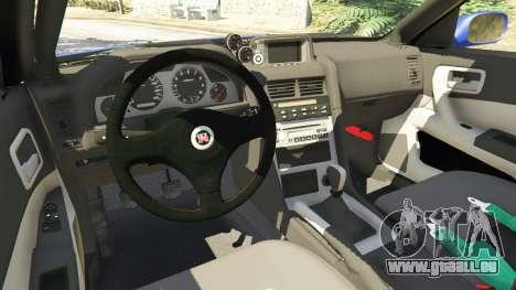 Nissan Skyline R34 GT-R 2002 v0.8 [Beta] für GTA 5
