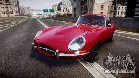 Jaguar E-type 1961 pour GTA 4