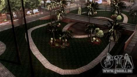 De nouvelles textures Skate Park pour GTA San Andreas