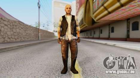 [GTA5] The Lost Skin3 für GTA San Andreas zweiten Screenshot