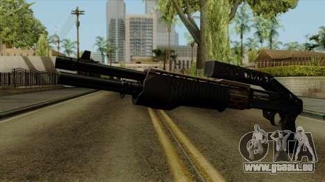 Original HD Shotgun für GTA San Andreas