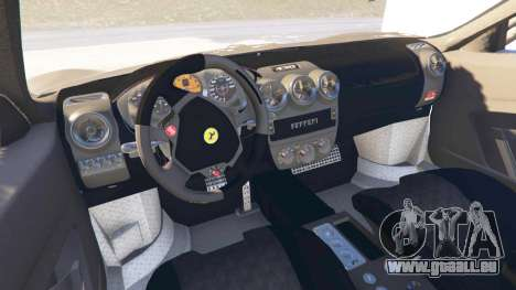 GTA 5 Ferrari F430 v0.1 [Beta] hinten rechts
