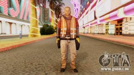[GTA5] Builder pour GTA San Andreas deuxième écran
